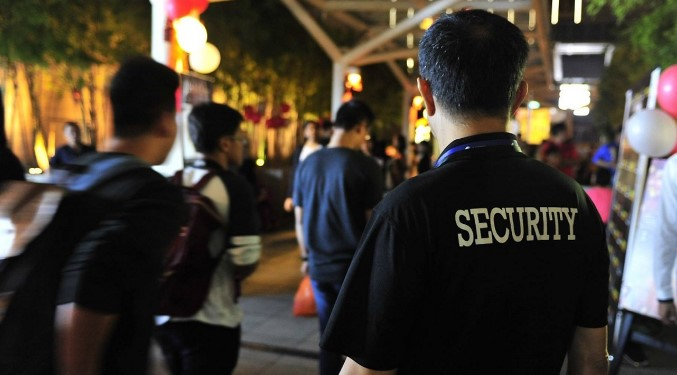 How To Hire Security Guards For Events