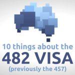 What Is A 482 Visa Australia