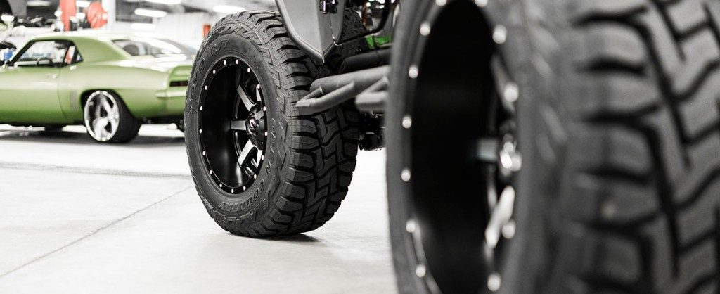 How to Pick the Best 4×4 Wheels Australia?